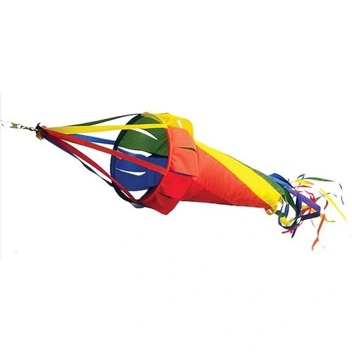 Spinsock by Premier Kites Rainbow 24""