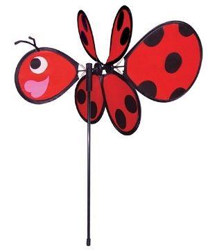 Babybug Ladybug Wind Spinner