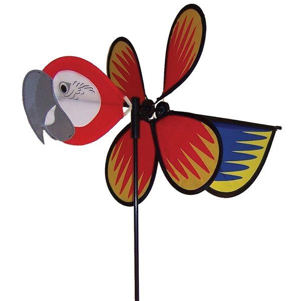 BabyBird Parrot Wind Spinner