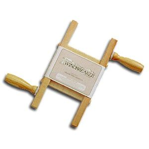 The Windbreaker Blank, handle