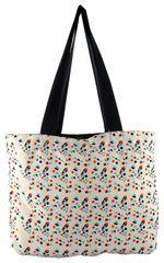 Stipple affair tote bag