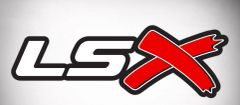 "6"" LSX Sticker (new)"