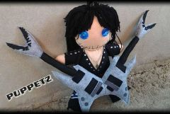 MAB Double-Guitar Doll
