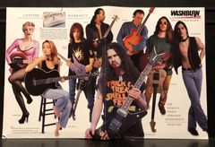 Washburn Guitars 1994 product catalog