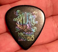 Michael Angelo Nitro pick from 1989 black