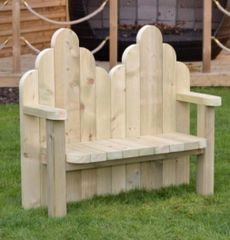 Duo Childs Story Bench
