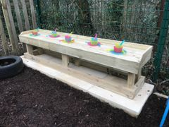 Large Hobby Bench