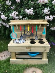 The Mini Mud Kitchen