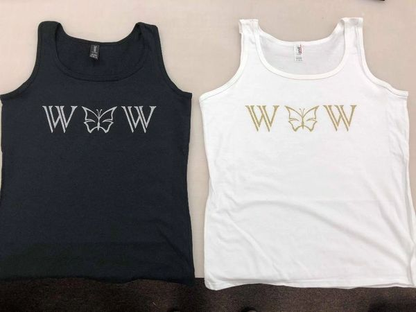 b87de25675f6b3 Wow Women's Designer Tank Tops | A Woman's Worth