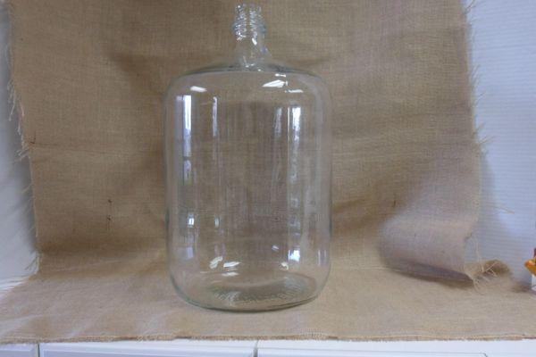 74b9425f57 6.5 GALLON GLASS CARBOY | Brewliterate Home Brew Supply & Wine Making Supply