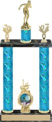 Large 2 Column Trophy
