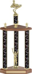 Medium 3 Column Trophy