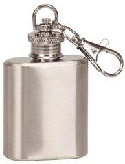 1 oz Flask Keychain
