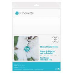Shrink Plastic White