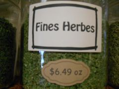 Fine Herbs - by the ounce