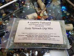 Zesty Spinach Dip Mix