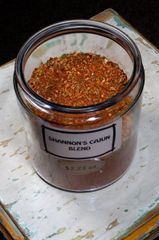 Shannon's Cajun rub - by the ounce