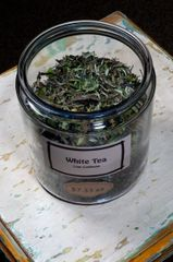 White Tea - by the ounce