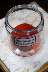 New Mexico Chili Powder - by the ounce