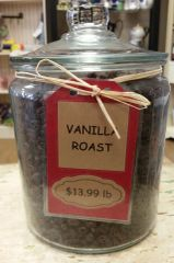Vanilla Roast $13.99 - by the pound
