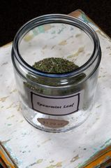 Spearmint Leaf Tea - by the ounce