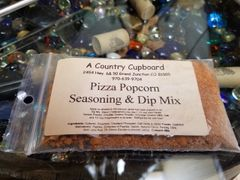 Pizza Pocorn Seasoning & Dip Mix