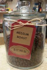 Medium Roast - by the pound