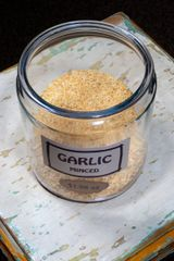 Garlic Minced - by the ounce