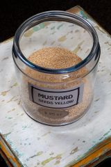 Mustard Seed Yellow - by the ounce