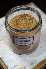 Chicken Seasoning - by the ounce