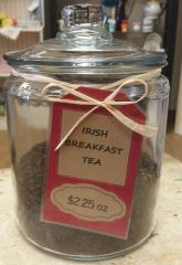 Irish Breakfast Tea - by the ounce