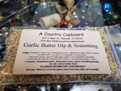 Garlic Butter Dip & Seasoning - by the package