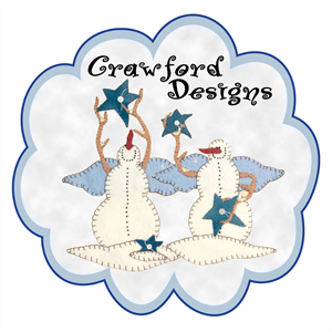 "Crawford Designs    "" Sewing Made Simple"" Patterns"