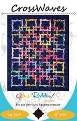 Quilt Pattern -Crosswaves