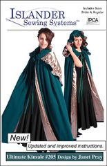 #205 Ultimate Kinsale cloak