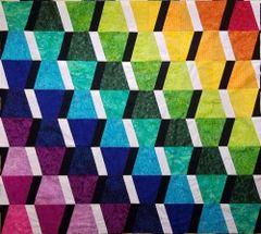 Quilt Pattern_ Rainbow Tumbler