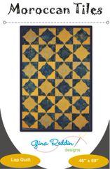 Quilt Pattern - Morrocan Tiles