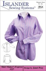 #227 Shirt Makets Express W- pattern