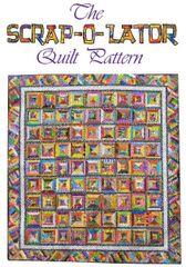 Quilt Pattern- Scrapolator
