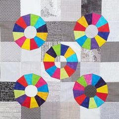 Quilt Pattern- Wheels of Fortune
