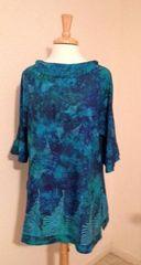 Oh! Jackie O ( blouse) pattern