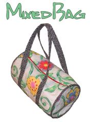 Mixed Bag- duffle style -pattern