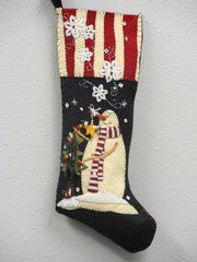 Christmas stocking pattern sale ! 6 pack combo