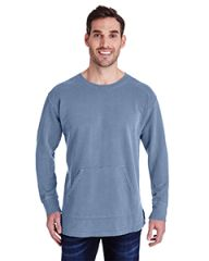 3x Comfort Colors Adult French Terry crew neck with pouch pocket