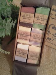 Handmade Soap Gift Box