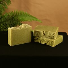 Tea for the Tillerman (Moringa & Green Tea) Handmade Soap