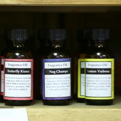 7. Fragrance Oils