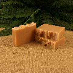 Patchouli Sunrise Handmade Soap