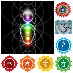 Aromatherapy Blends- Chakra Blends