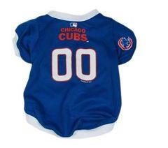 Baseball Jersey - Chicago Cubs